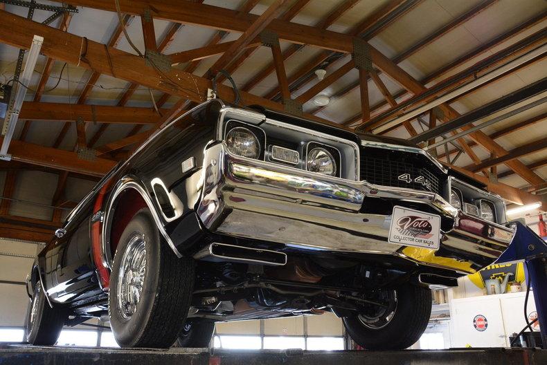 1968 Oldsmobile 442 Image 54