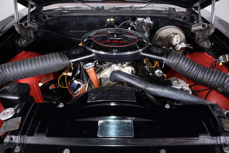 1968 Oldsmobile 442 Image 4