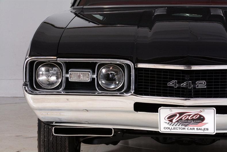 1968 Oldsmobile 442 Image 5