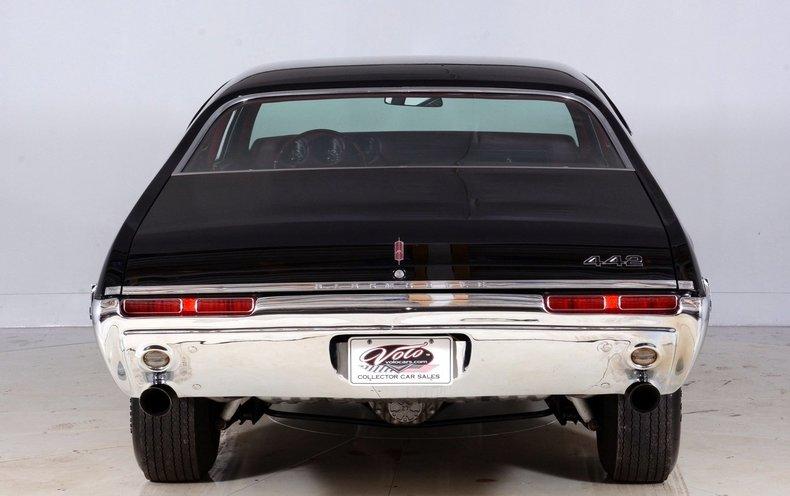 1968 Oldsmobile 442 Image 16