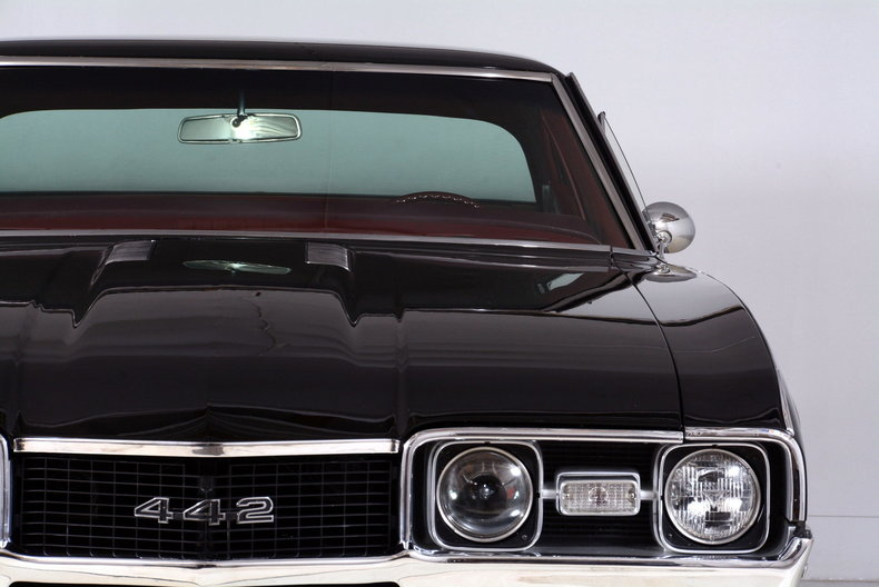 1968 Oldsmobile 442 Image 18
