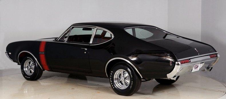 1968 Oldsmobile 442 Image 24