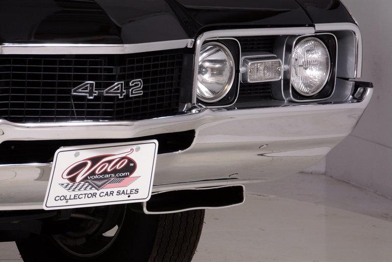 1968 Oldsmobile 442 Image 29
