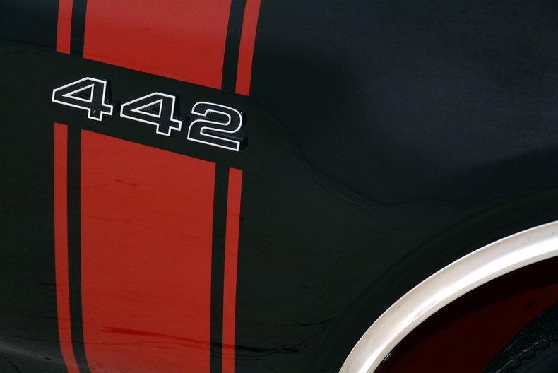 1968 Oldsmobile 442 Image 30