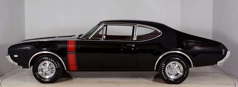1968 Oldsmobile 442 Image 32