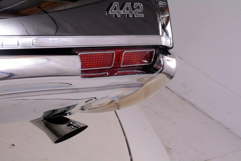 1968 Oldsmobile 442 Image 42