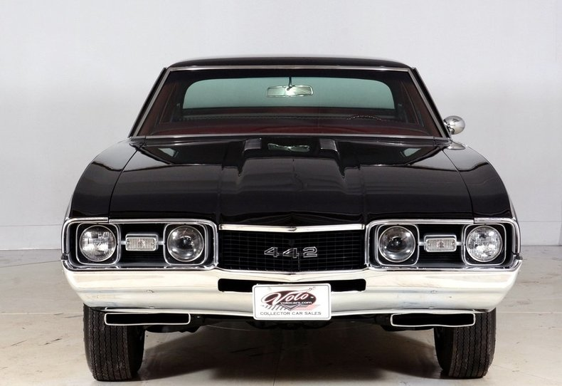 1968 Oldsmobile 442 Image 48