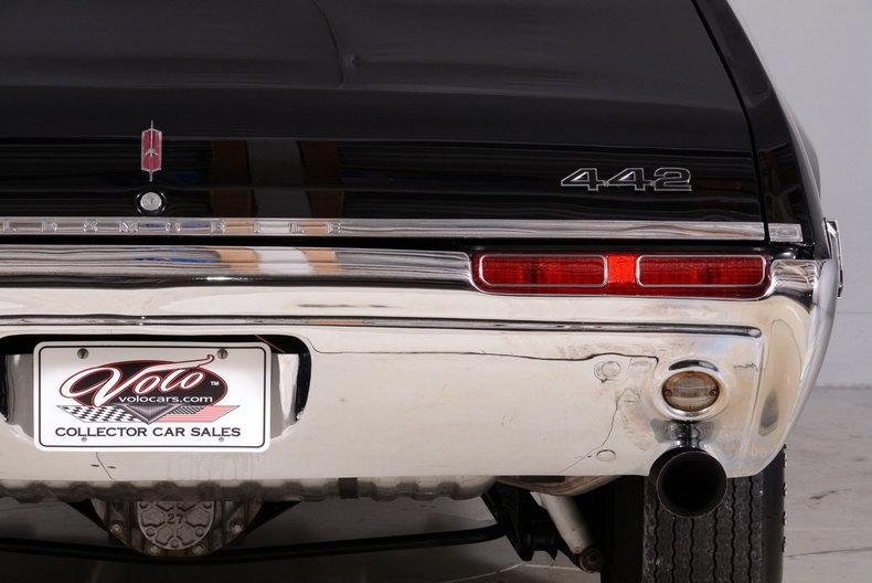 1968 Oldsmobile 442 Image 53