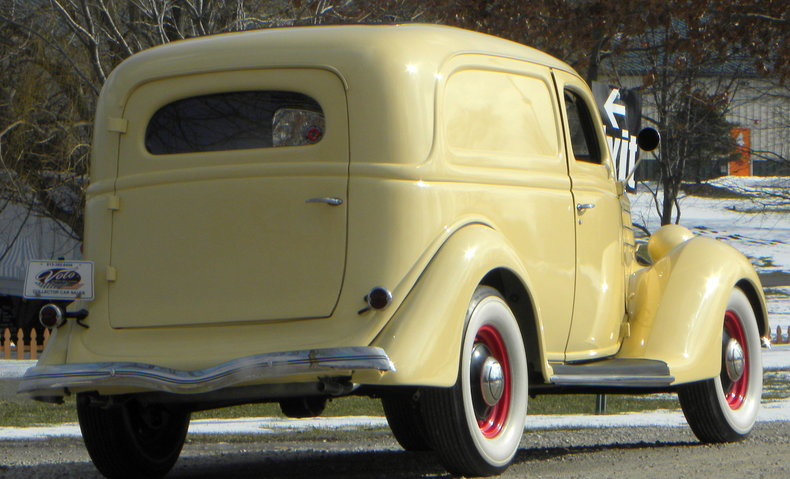 1936 Ford Delivery Image 5