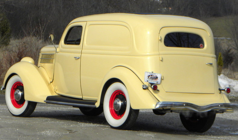 1936 Ford Delivery Image 7