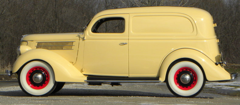 1936 Ford Delivery Image 8
