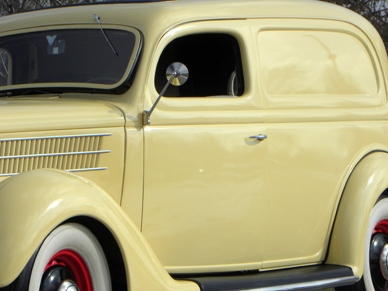 1936 Ford Delivery Image 11