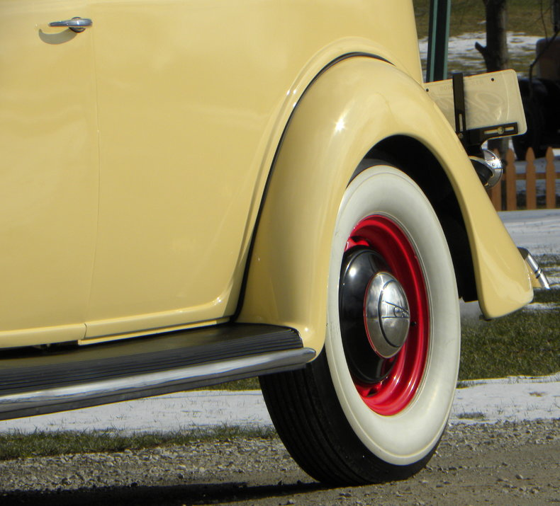 1936 Ford Delivery Image 12