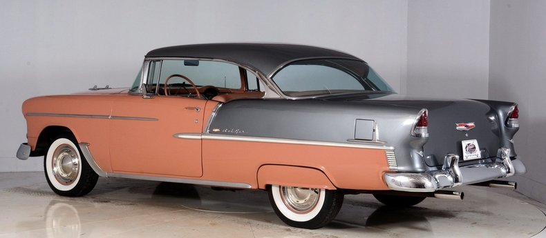 1955 Chevrolet Bel Air Image 24