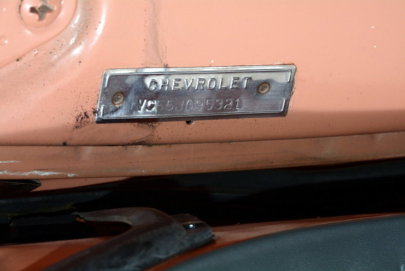 1955 Chevrolet Bel Air Image 29