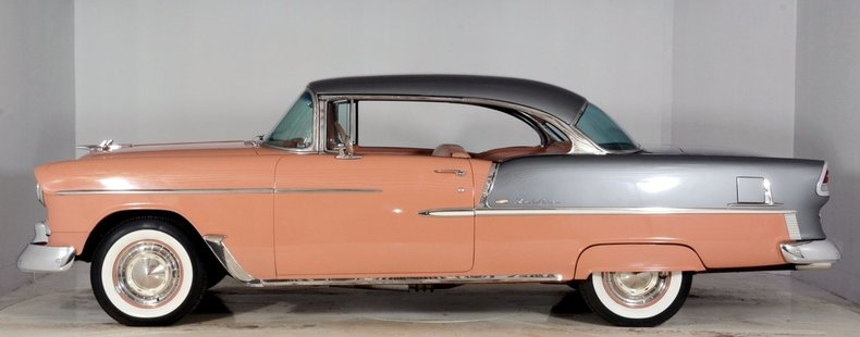 1955 Chevrolet Bel Air Image 32