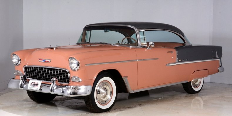 1955 Chevrolet Bel Air Image 40