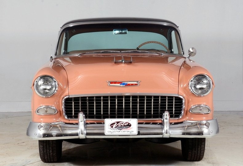 1955 Chevrolet Bel Air Image 48