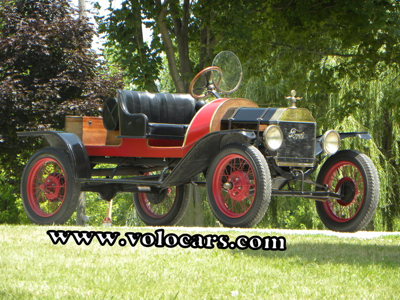 1913 Ford Model T Image 1