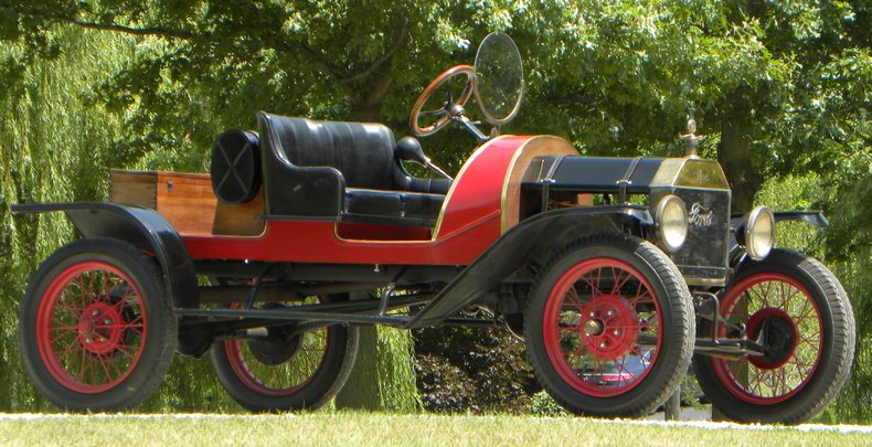 1913 Ford Model T Image 9