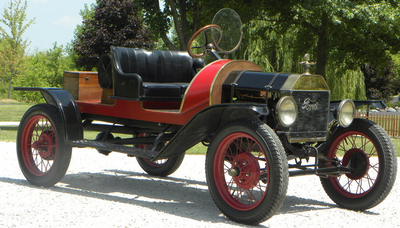 1913 Ford Model T Image 11
