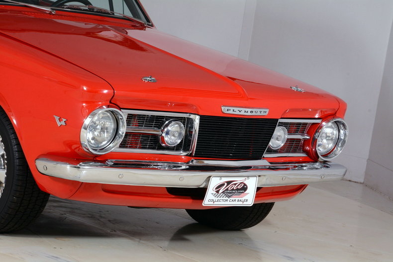 1964 Plymouth Barracuda Image 11