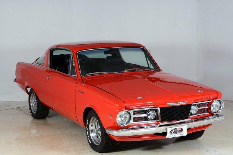 1964 Plymouth Barracuda