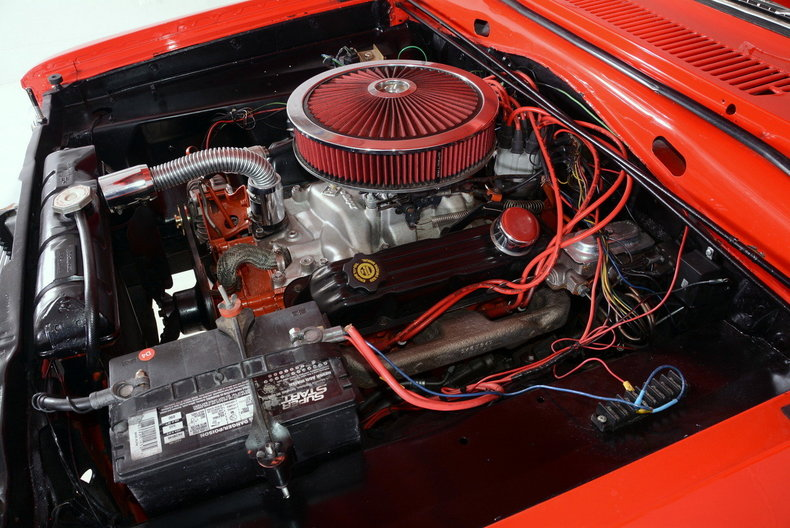 1964 Plymouth Barracuda Image 34