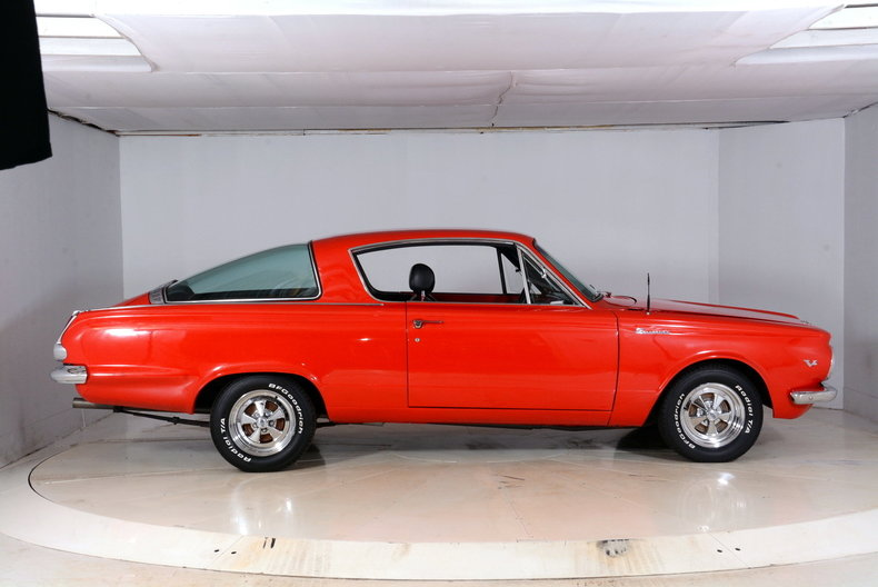 1964 Plymouth Barracuda Image 52