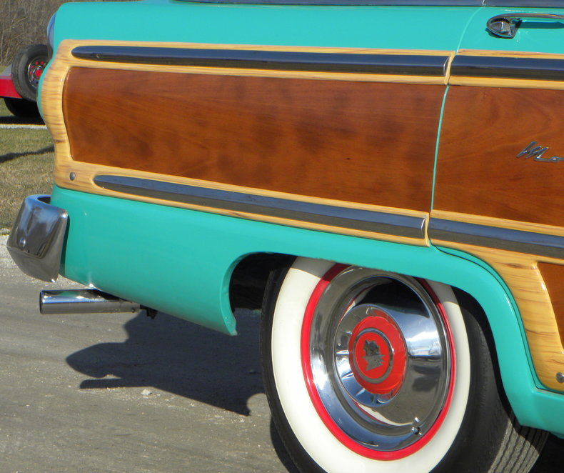1955 Mercury Monterey Image 13