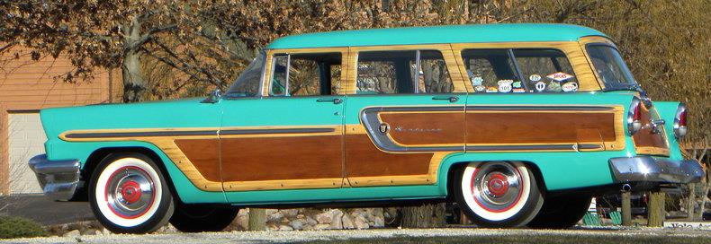 1955 Mercury Monterey Image 30
