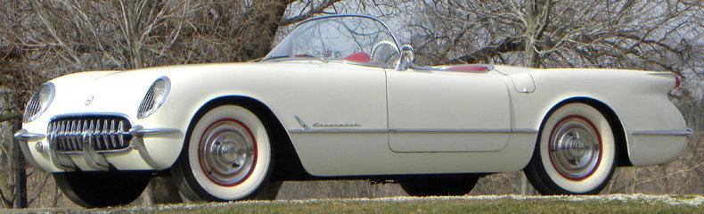 1954 Chevrolet Corvette Image 3
