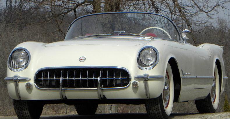 1954 Chevrolet Corvette Image 4