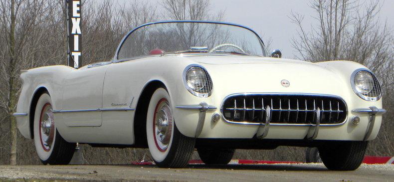 1954 Chevrolet Corvette Image 5