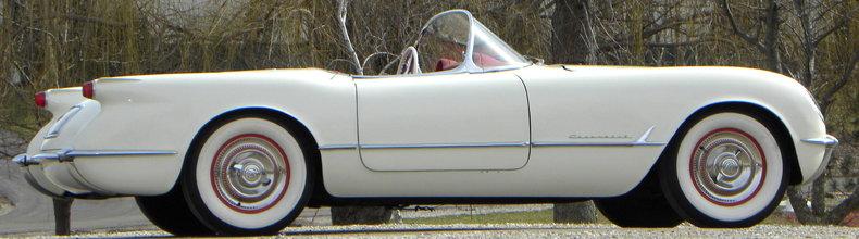 1954 Chevrolet Corvette Image 7