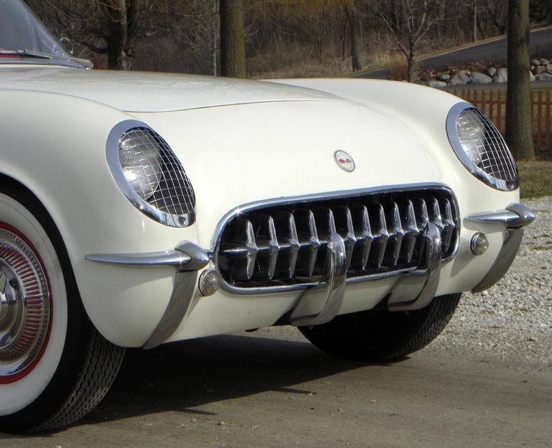 1954 Chevrolet Corvette Image 9