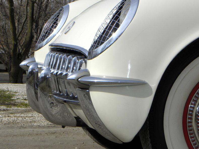 1954 Chevrolet Corvette Image 17