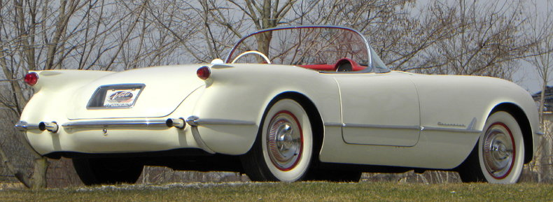 1954 Chevrolet Corvette Image 22