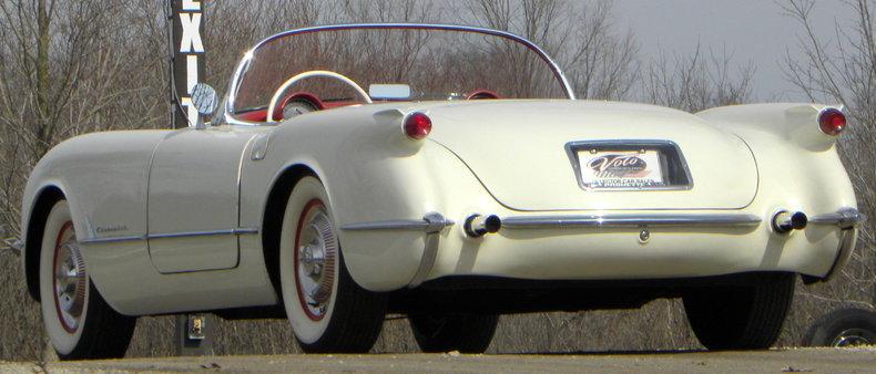 1954 Chevrolet Corvette Image 26