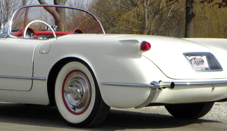 1954 Chevrolet Corvette Image 30