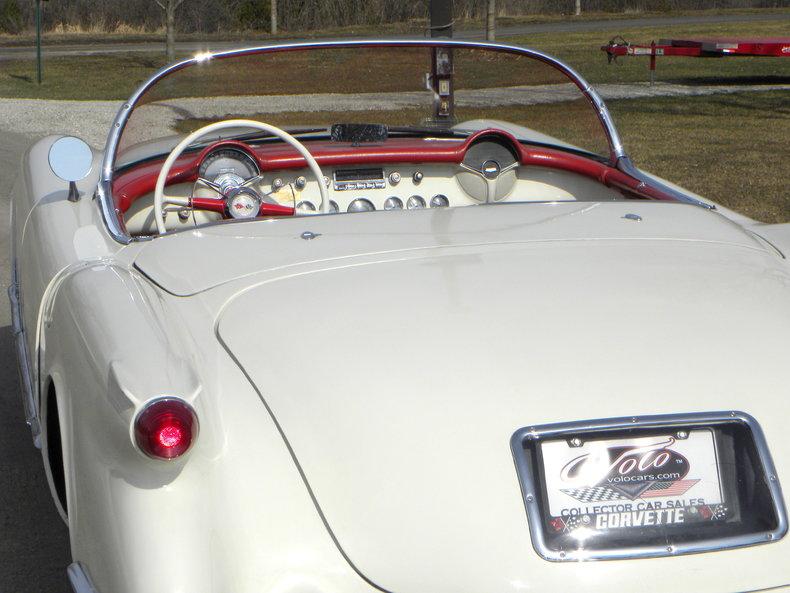 1954 Chevrolet Corvette Image 32