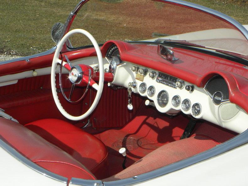 1954 Chevrolet Corvette Image 34