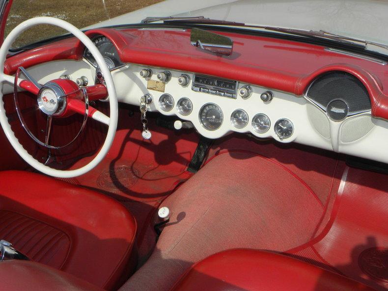 1954 Chevrolet Corvette Image 37