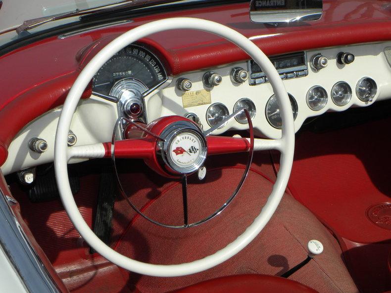 1954 Chevrolet Corvette Image 42