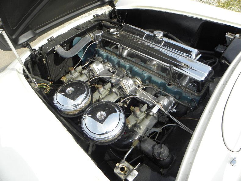 1954 Chevrolet Corvette Image 48
