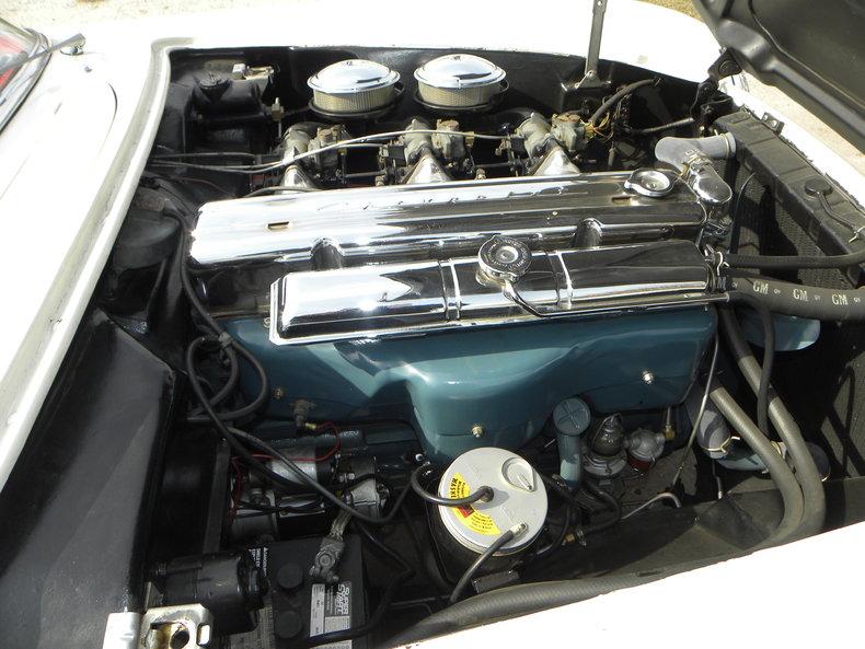 1954 Chevrolet Corvette Image 50