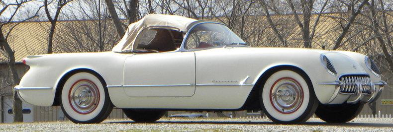 1954 Chevrolet Corvette Image 53