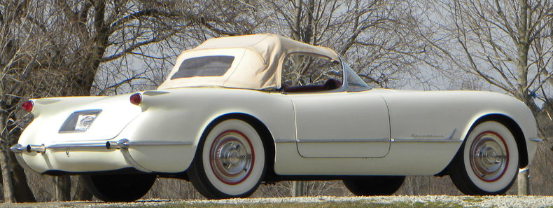 1954 Chevrolet Corvette Image 54
