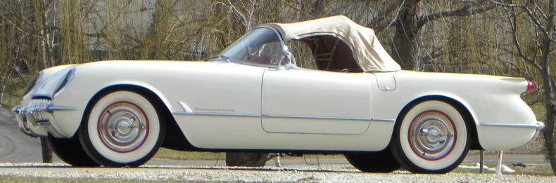 1954 Chevrolet Corvette Image 56