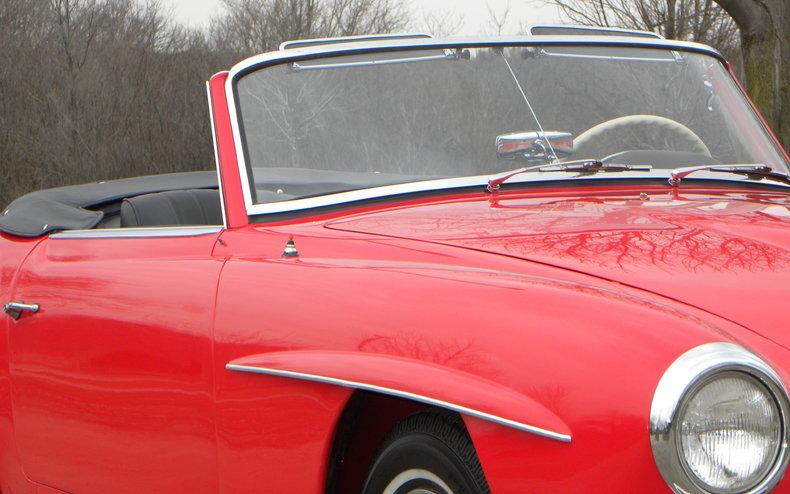 1958 Mercedes-Benz 190SL Image 10